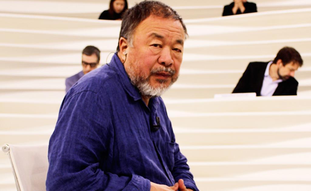 Ai Weiwei no Roda Viva