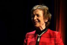 Mary Robinson, uma prisioneira da esperança