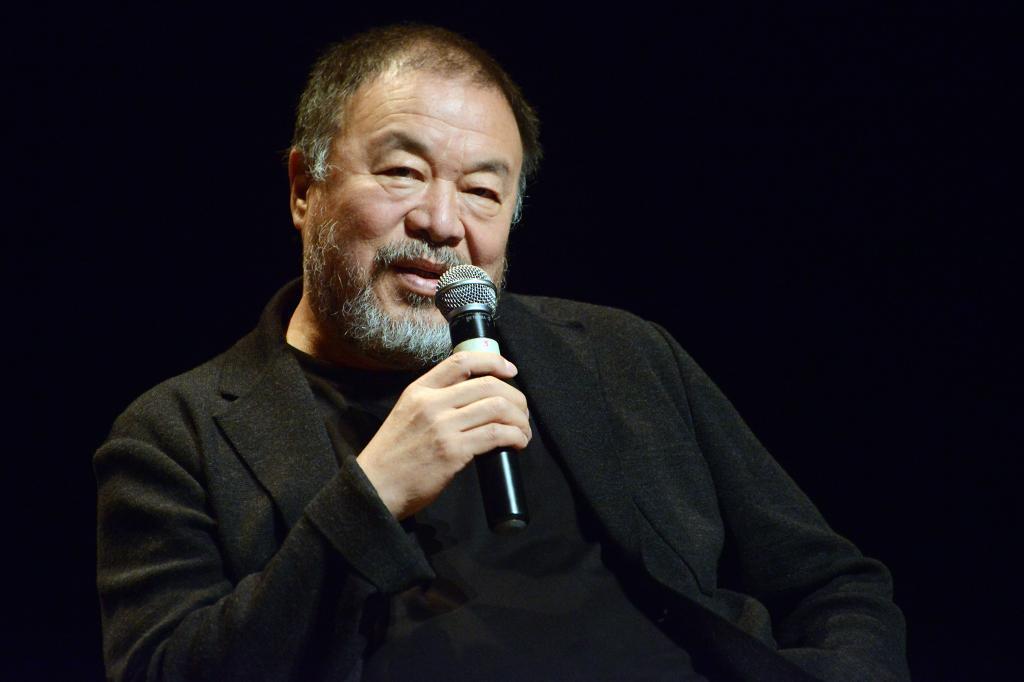 Ai Weiwei esteve no Fronteiras do Pensamento Porto Alegre 2018