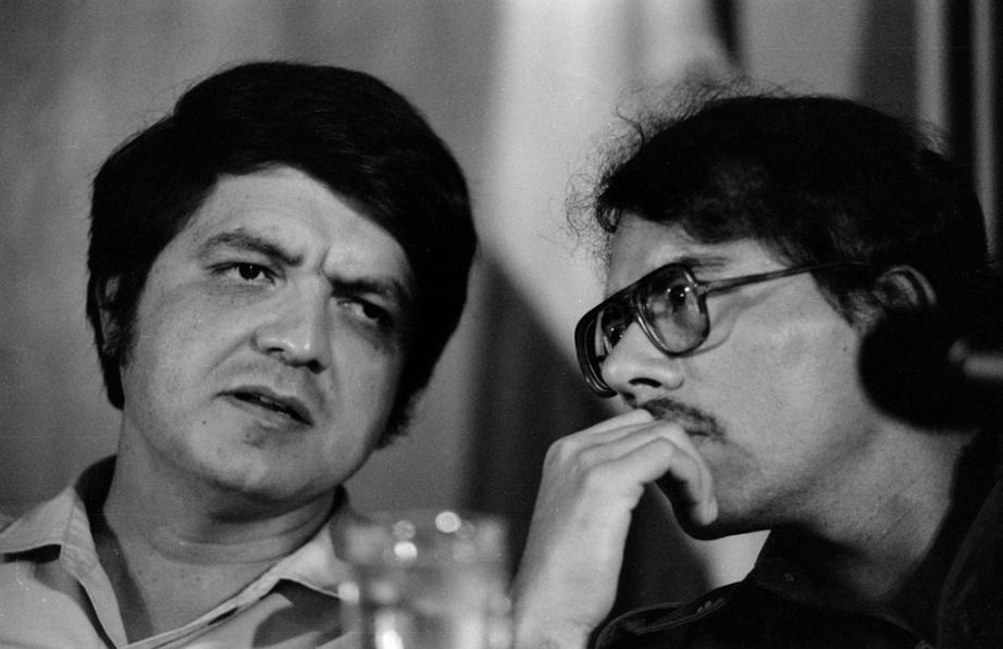 Sergio Ramírez e Daniel Ortega (Nicarágua, 1981)