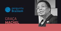 Envie sua pergunta para Graça Machel