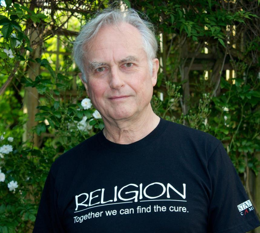Richard Dawkins (foto: Richard Dawkins Foundation)