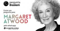 Envie uma pergunta à Margaret Atwood