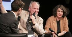 """Werner Herzog: """"Pirataria tem sido a mais bem-sucedida forma de distribuição global"""""""