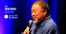 """Ai Weiwei responde: """"Sabemos muito e agimos pouco"""""""