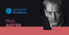 Envie sua Pergunta para Paul Auster