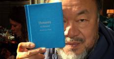 """Ai Weiwei troca telas por páginas e lança novo livro, """"Humanidade"""""""