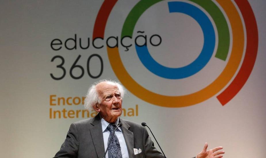 Zygmunt Bauman (foto: Pablo Jacob/Agência O Globo