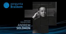 Envie sua pergunta para Andrew Solomon