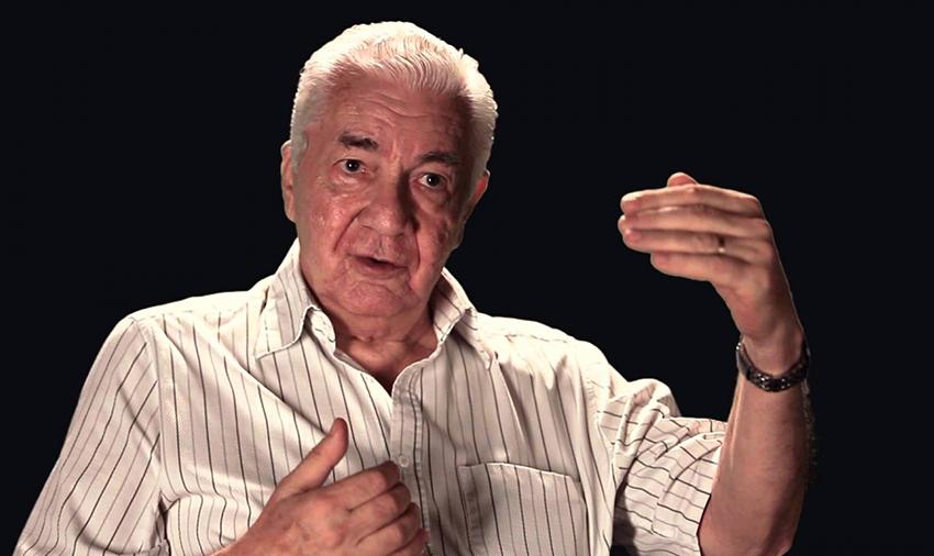 Ivan Izquierdo em entrevista ao Fronteiras do Pensamento.