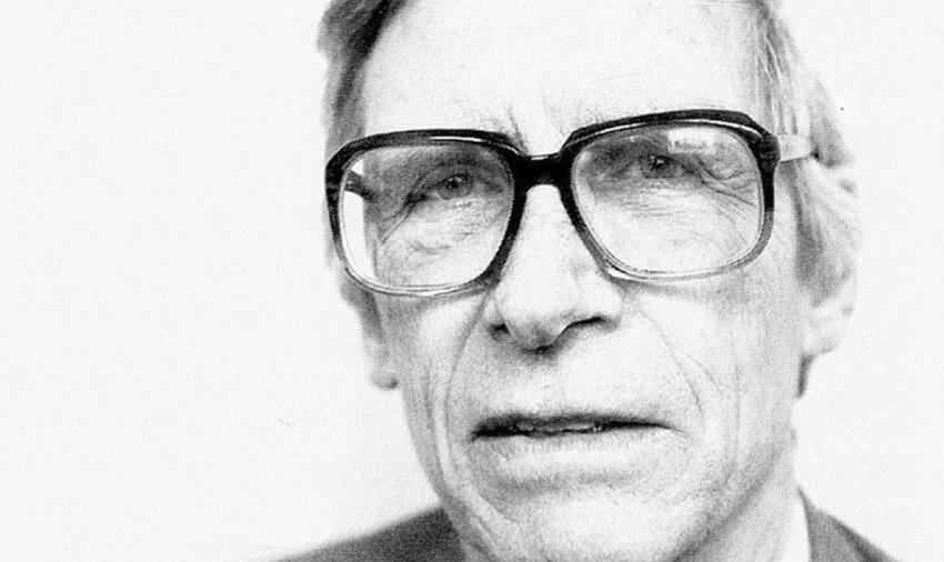 John Rawls foi professor de filosofia política em Harvard.