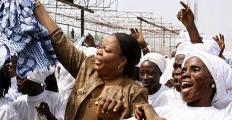 Leymah Gbowee: Mirem-se no exemplo daquelas mulheres da Libéria