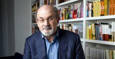 Escritor Salman Rushdie incorpora o máximo da realidade circundante