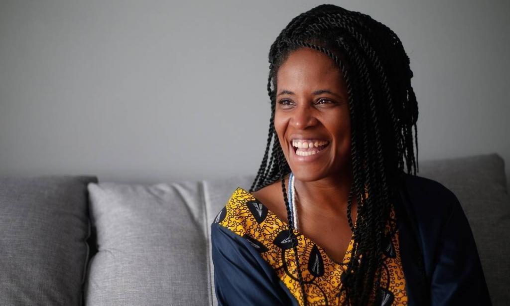 Djamila Ribeiro é convidada do Fronteiras Salvador (Foto: Marcos Alves / Agência O Globo)