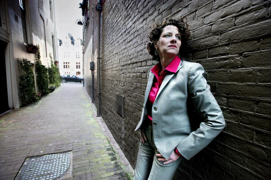 Susan Pinker ©Jean Pierre JANS/REA/laif