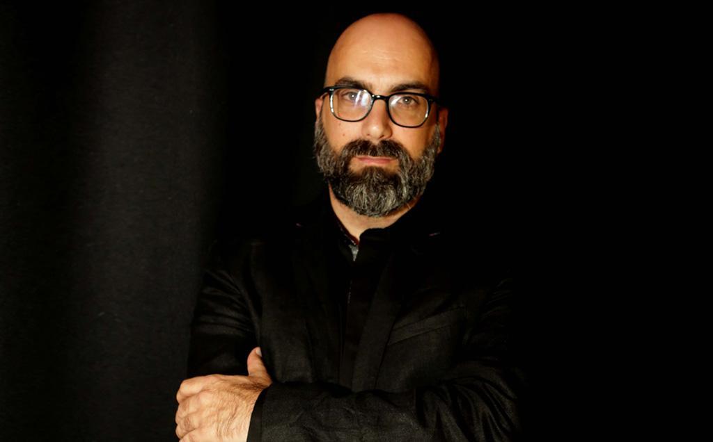 Hugo Mãe sobe ao palco do Teatro Castro Alves nesta segunda (05/9)