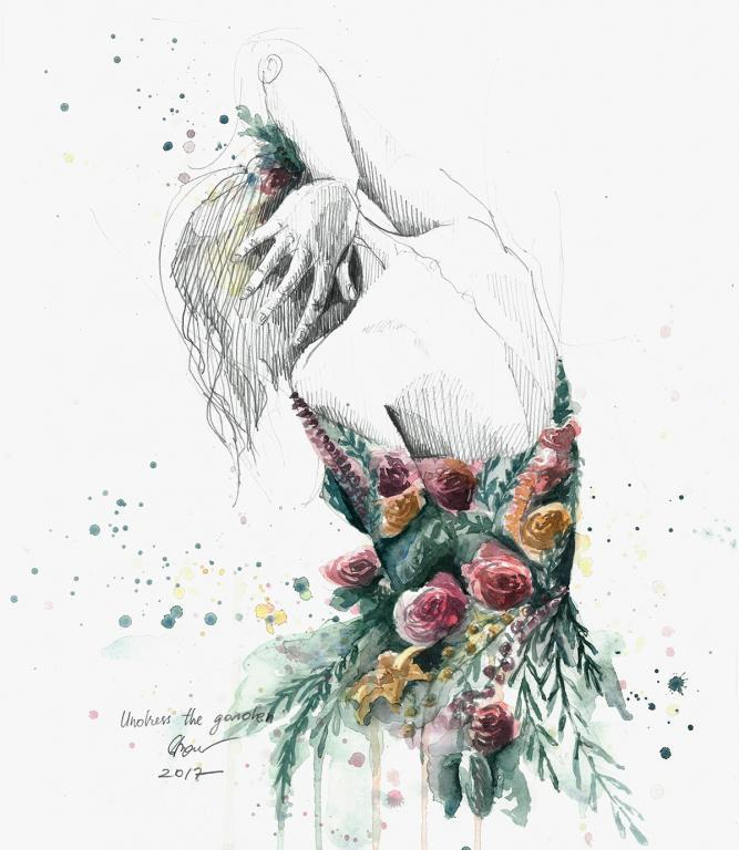 Ilustração: Greta Mockuté