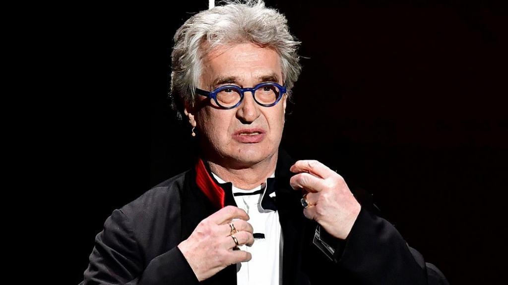 Wim Wenders no Prêmios do Cinema Europeu 2017