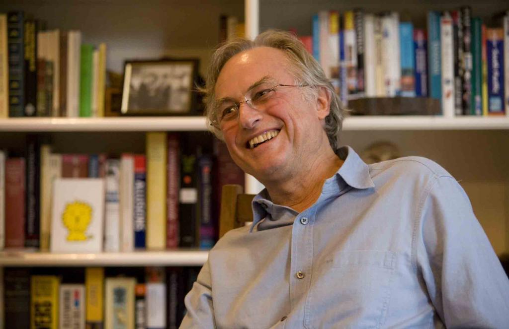 Richard Dawkins (foto: Linda Brownlee)