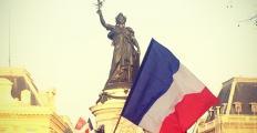 Os olhos do mundo na França