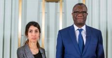 Indiferença à violência sexual corroerá nossa sociedade, diz vencedor do Nobel da Paz, Denis Mukwege