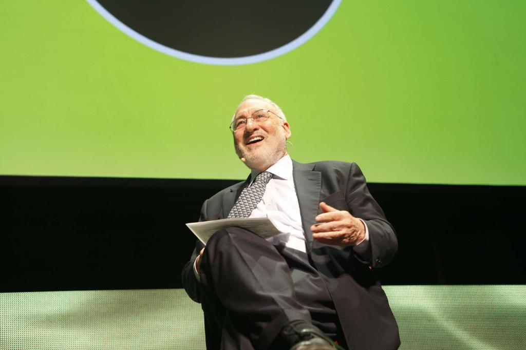 Joseph Stiglitz (foto: Innovasjon Norge / Ashkan Bayat)