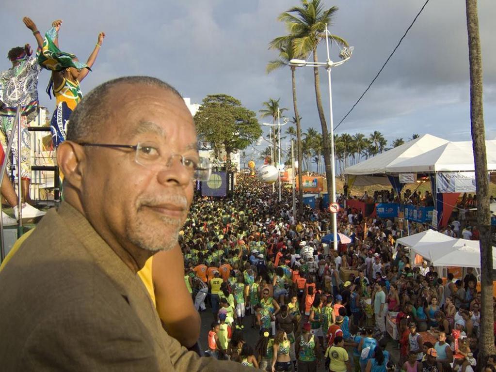 Henry Louis Gates Jr. no carnaval de Salvador (foto: Jemila Twinch)