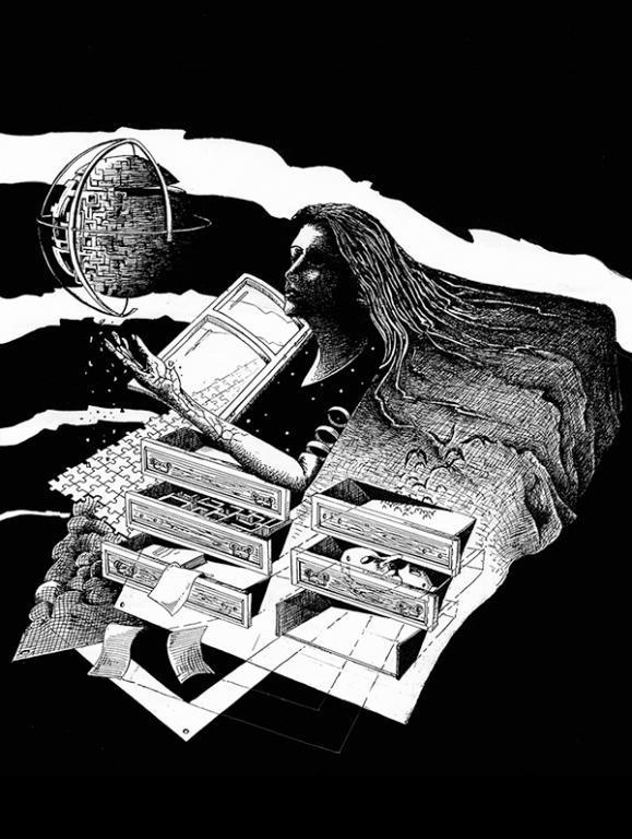 Ilustração: Michal Klebs