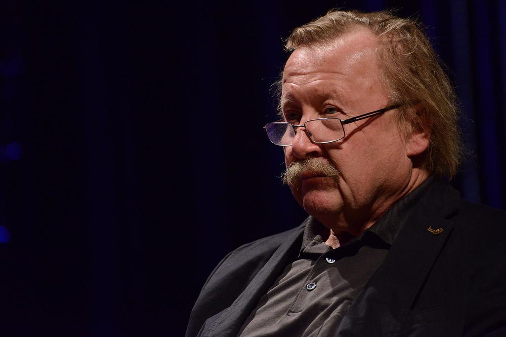 Peter Sloterdijk (foto: Fronteiras do Pensamento | Luiz Munhoz)
