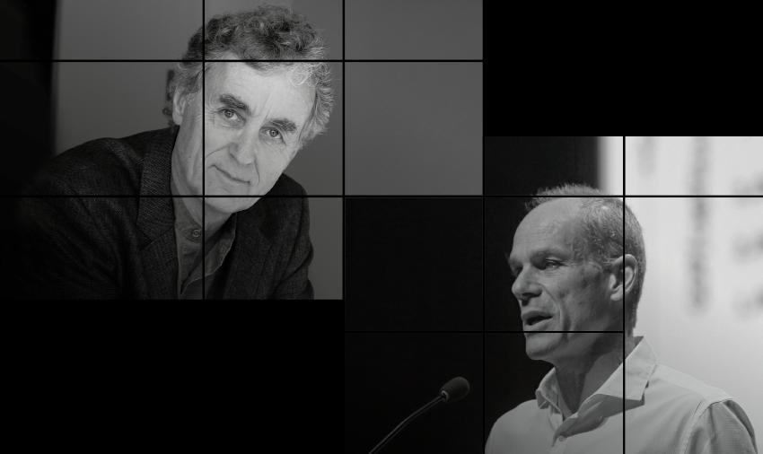 Fritjof Capra e Marcelo Gleiser