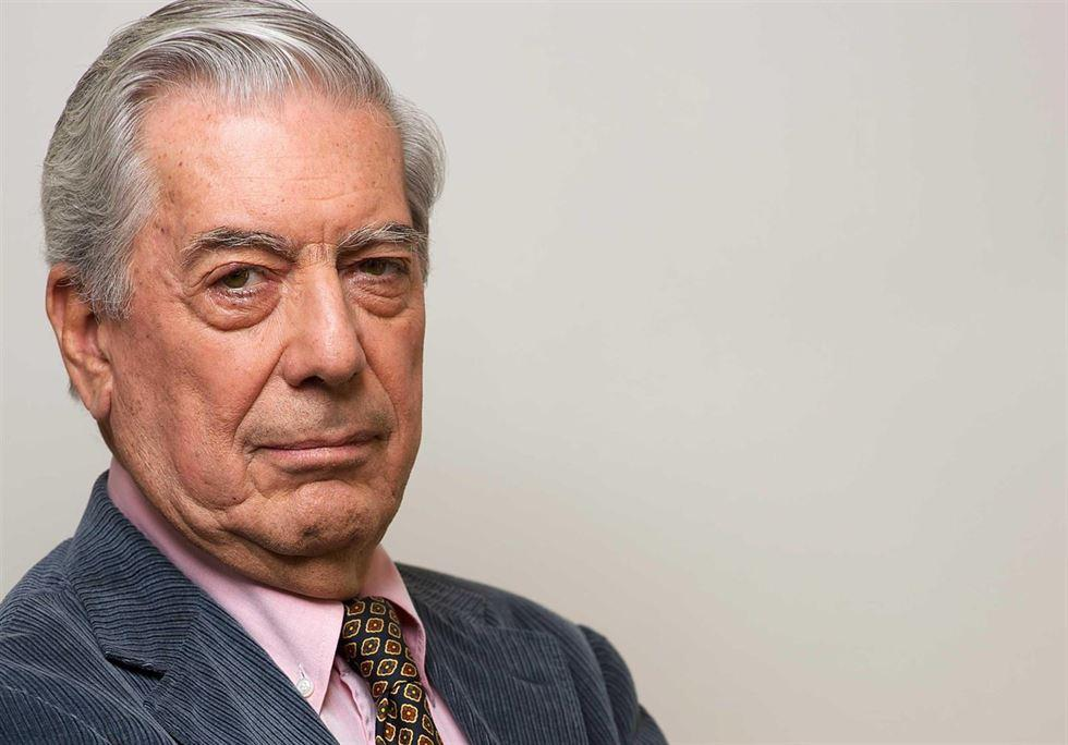 Mario Vargas Llosa (foto: Cordon Press)