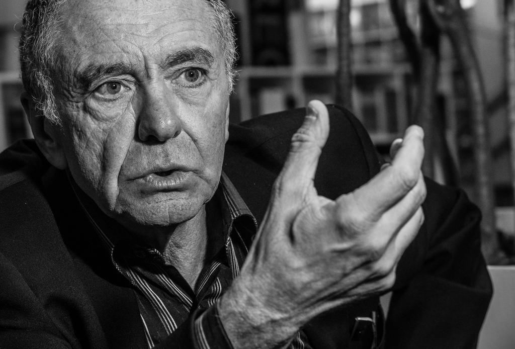 Gilles Lipovetsky (foto: Alejandro Meléndez Ortiz/