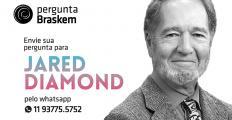 Envie sua pergunta para Jared Diamond