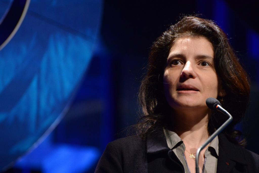Suzana Herculano-Houzel no Fronteiras do Pensamento Porto Alegre (foto: Luiz Munhoz/Fronteiras do Pensamento)