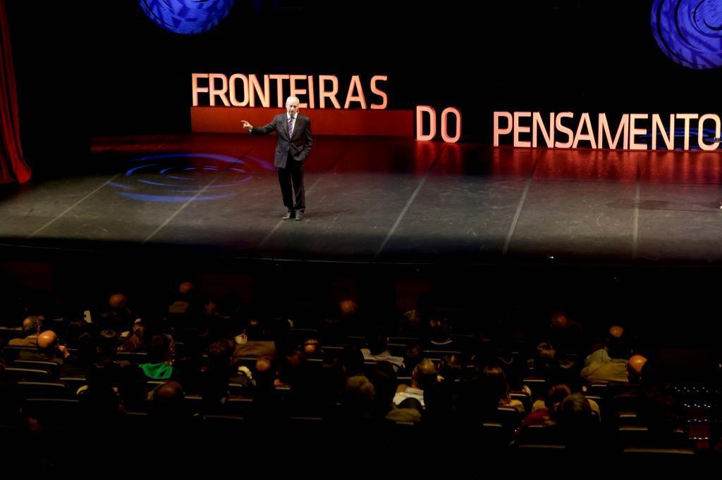 Foto: Fronteiras do Pensamento - São Paulo, 2014