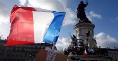 Cinco palavras sobre a França