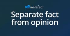 Metafact: checador de fatos científicos pretende restaurar a fé na ciência