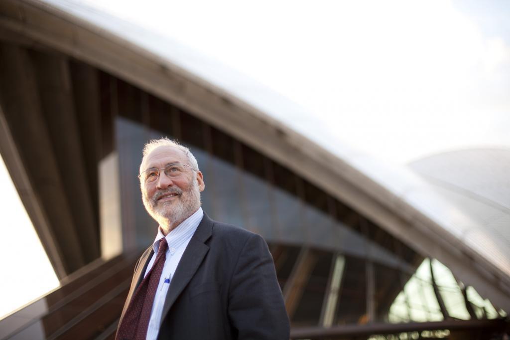Joseph Stiglitz (foto: Youphil/Daniel Baud)