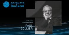 Envie sua pergunta para Paul Collier