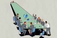 """""""Eu me preocupo com o futuro da paz na Europa"""", diz Nobel de Economia"""