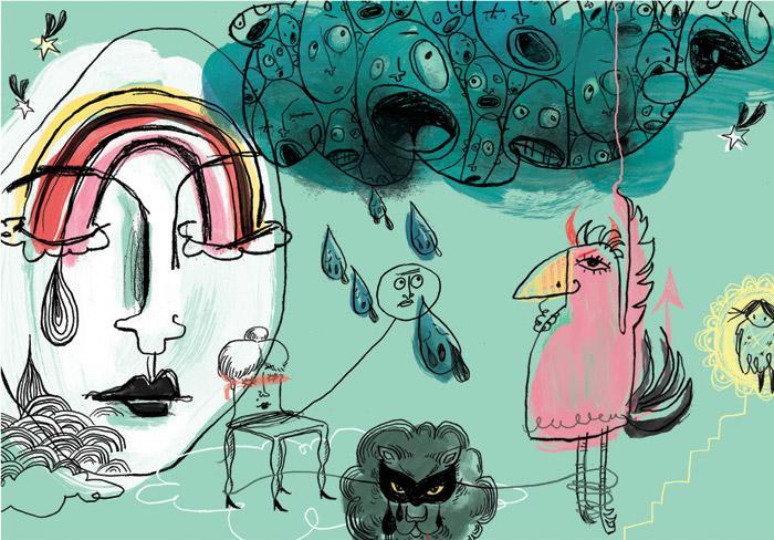 Ilustração: Jo Tronc