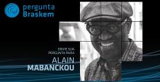 Envie sua pergunta para Alain Mabanckou