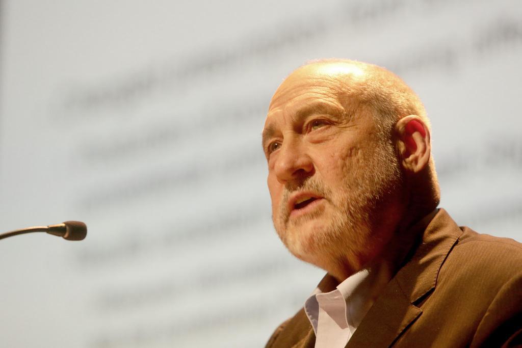 Joseph Stiglitz no Fronteiras do Pensamento São Paulo (foto: Greg Salibian/Fronteiras do Pensamento)