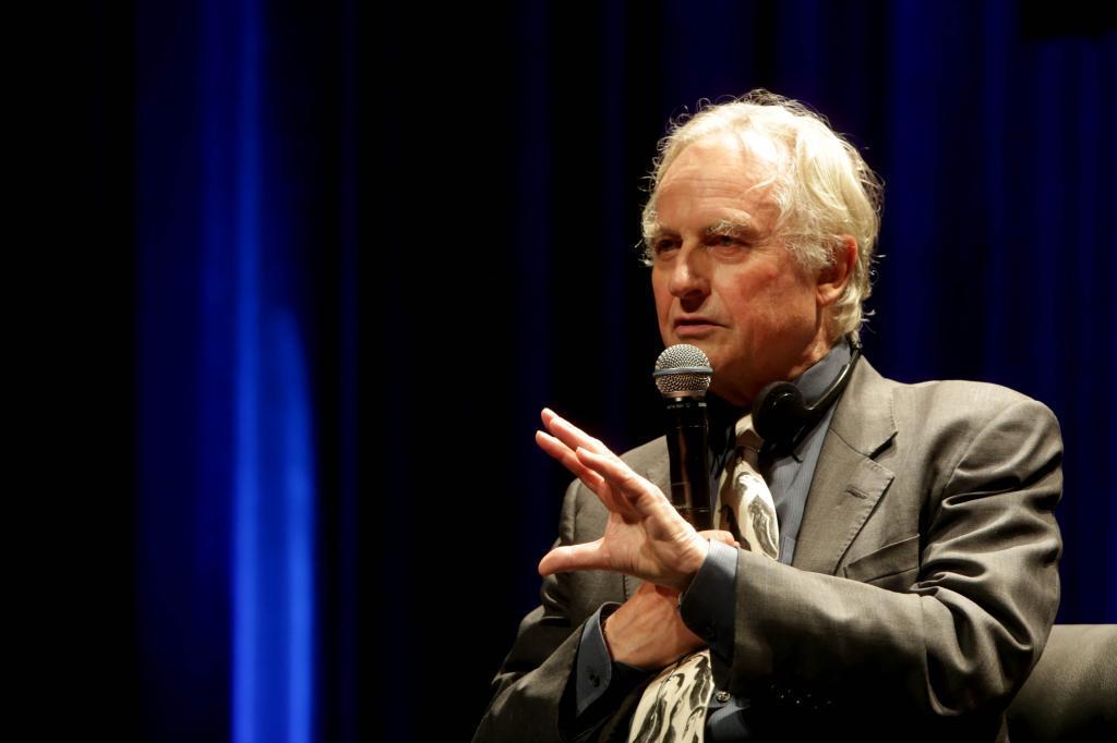 Richard Dawkins no Fronteiras do Pensamento São Paulo (foto: Greg Salibian/Fronteiras do Pensamento)