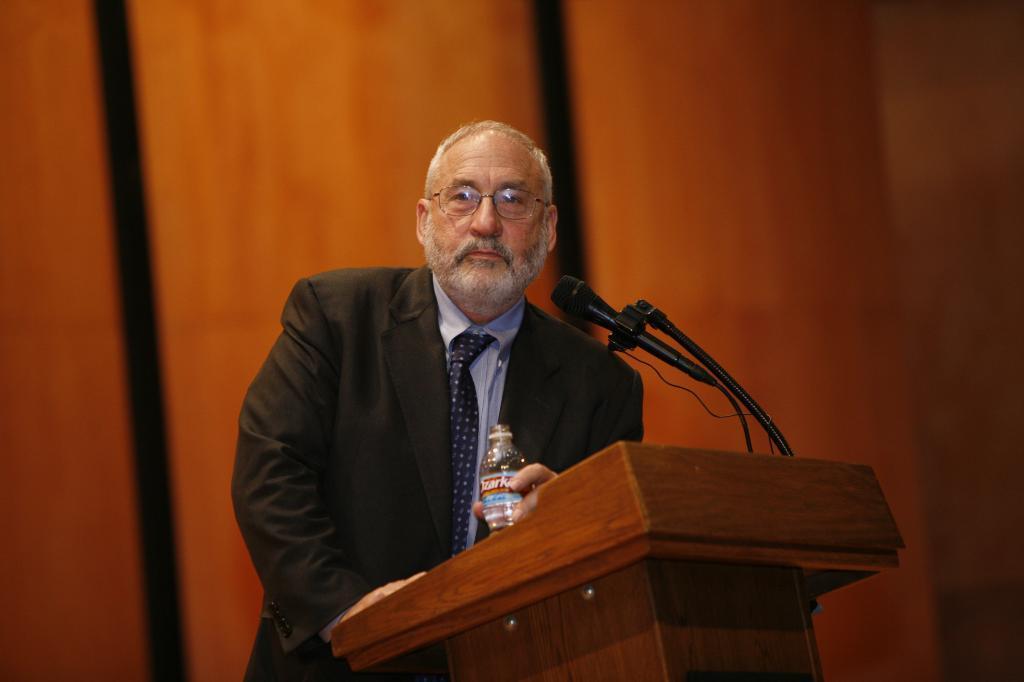 Joseph Stiglitz (foto: Trinity University)