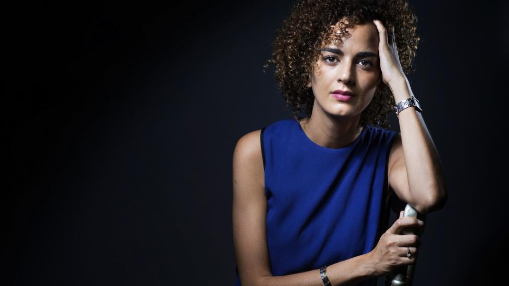 Leïla Slimani é a conferencista do Fronteiras no mês de junho (foto: Joel Saget/AFP/Getty Images)