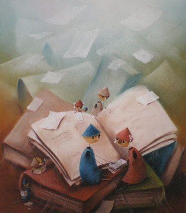 Ilustração: Dariusz Twardoch