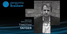 Envie sua pergunta para Timothy Snyder