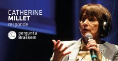 """Catherine Millet responde: """"Não podemos falar por todas as mulheres, como se fôssemos todas iguais"""""""