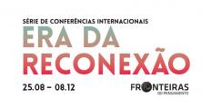 Era da Reconexão: adquira seu ingresso para a Temporada de Conferências 2021